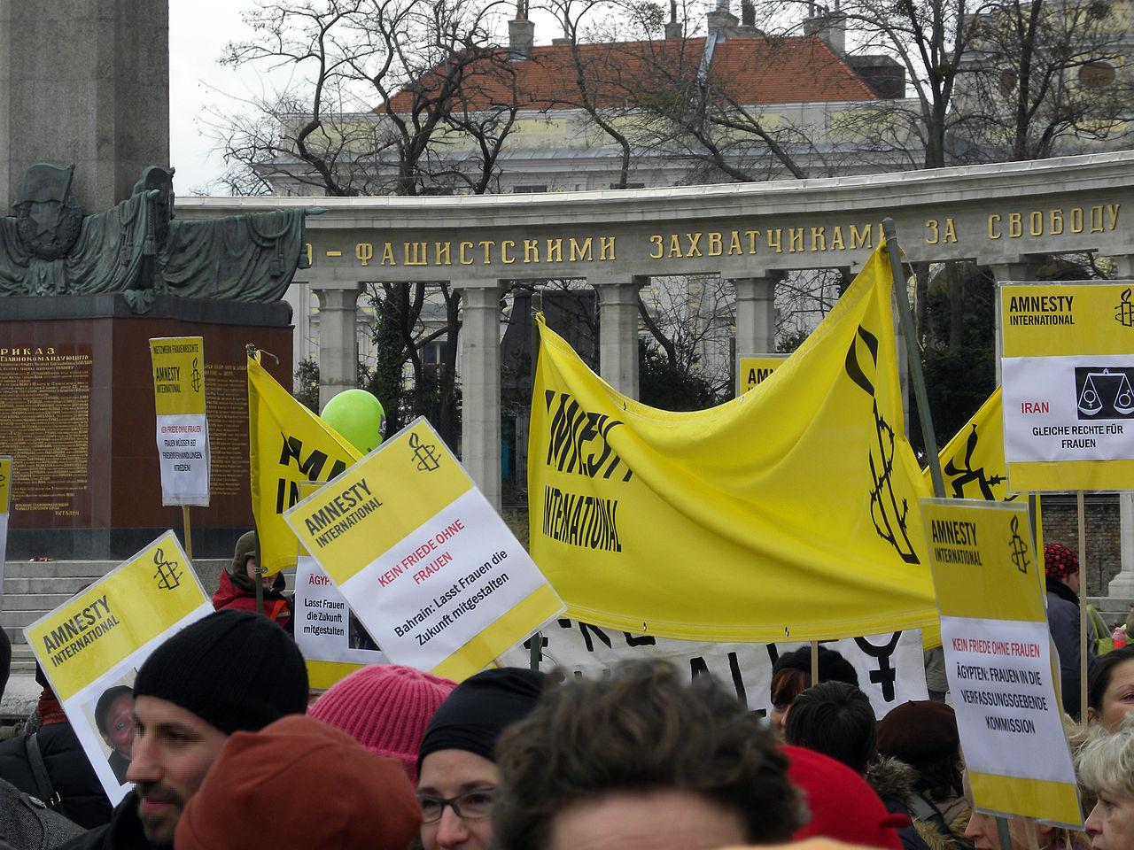 Amnesty - Diritti umani in un minuto