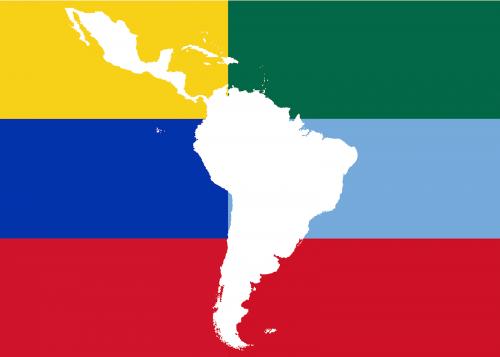 Latinamerica in un minuto