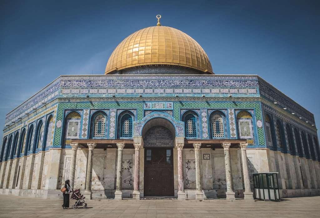 Palestina in un minuto