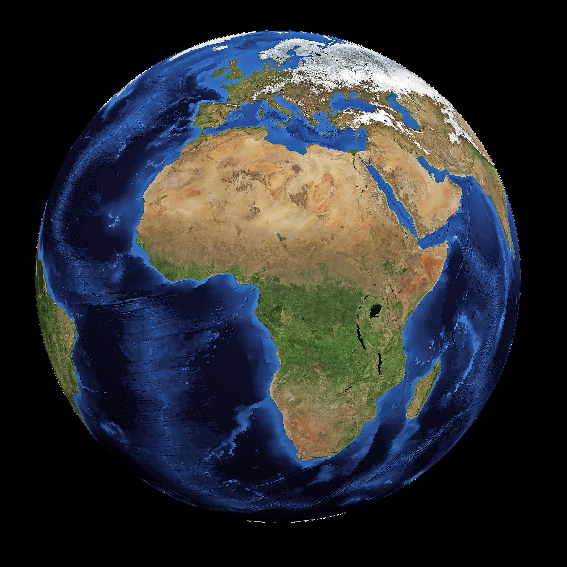 Africa in un minuto